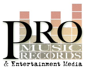 Pro Music Records Logo